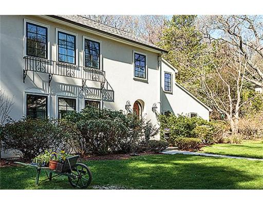 85 Woodbine Road, Belmont, MA